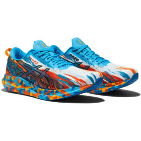 asics Noosa Tri 13 Shoes Men, digital aqua/marigold orange